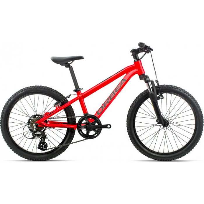 """Велосипед ORBEA MX 20 XC 2020 Red/Black 20"""" (K00420JE)"""
