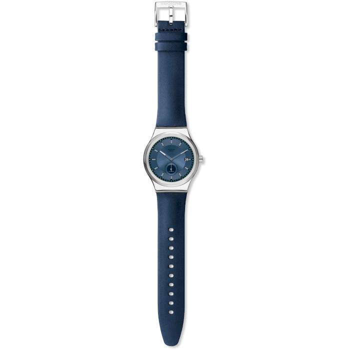 Часы SWATCH Irony Petite Seconde Blue (SY23S403)