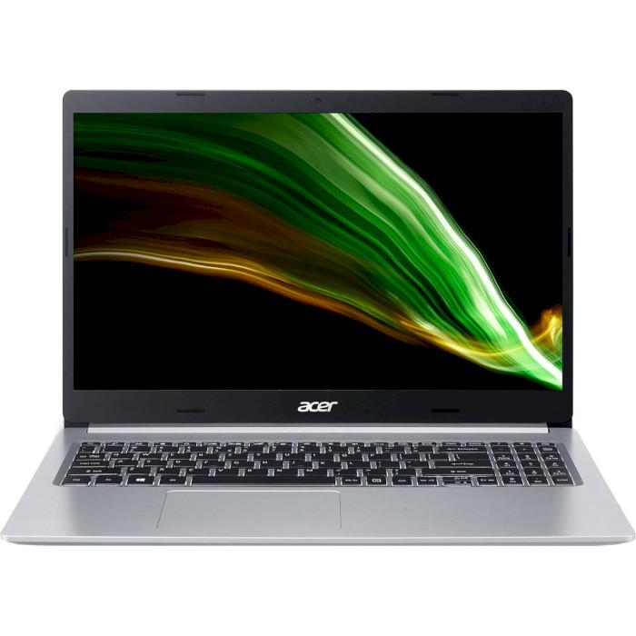 Ноутбук ACER Aspire 5 A515-45-R0J5 Pure Silver (NX.A82EU.00D)