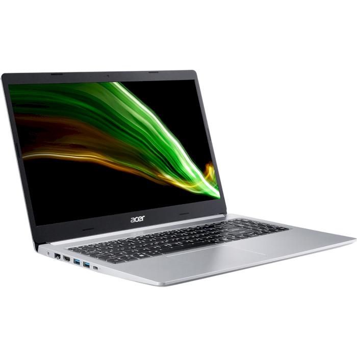 Ноутбук ACER Aspire 5 A515-45G-R7EW Pure Silver (NX.A8AEU.00E)