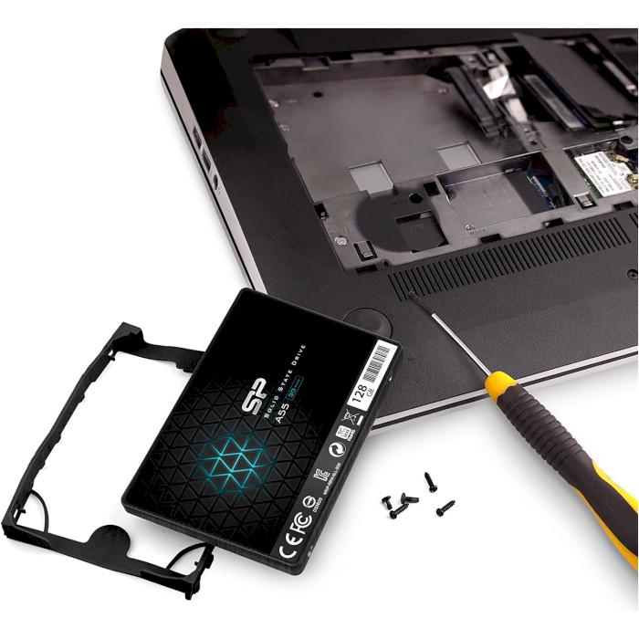 "SSD SILICON POWER Ace A55 128GB 2.5"" SATA (SP128GBSS3A55S25)"