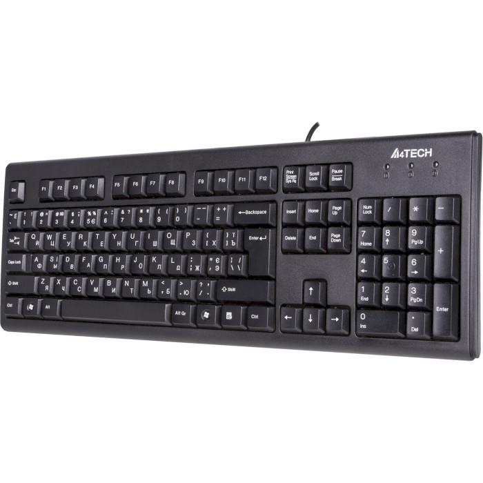 Клавіатура A4TECH KM-720 USB Black