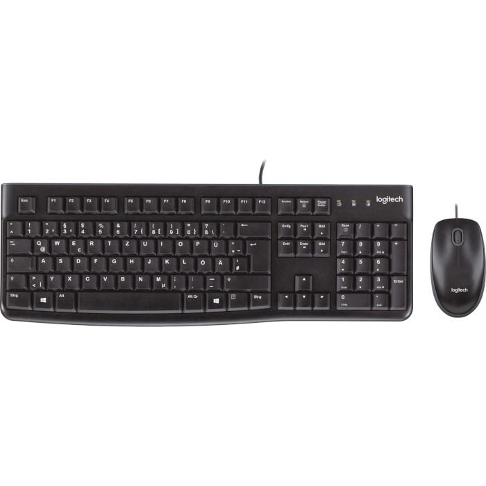 Комплект LOGITECH MK120 Desktop (920-002561)