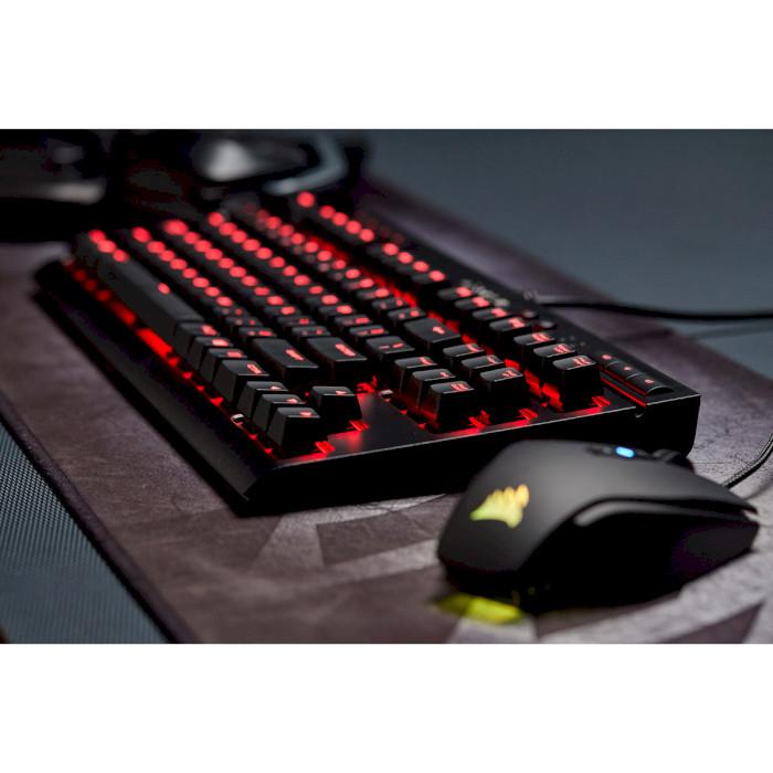 Клавіатура CORSAIR K63 Cherry MX Red RU (CH-9115020-RU)
