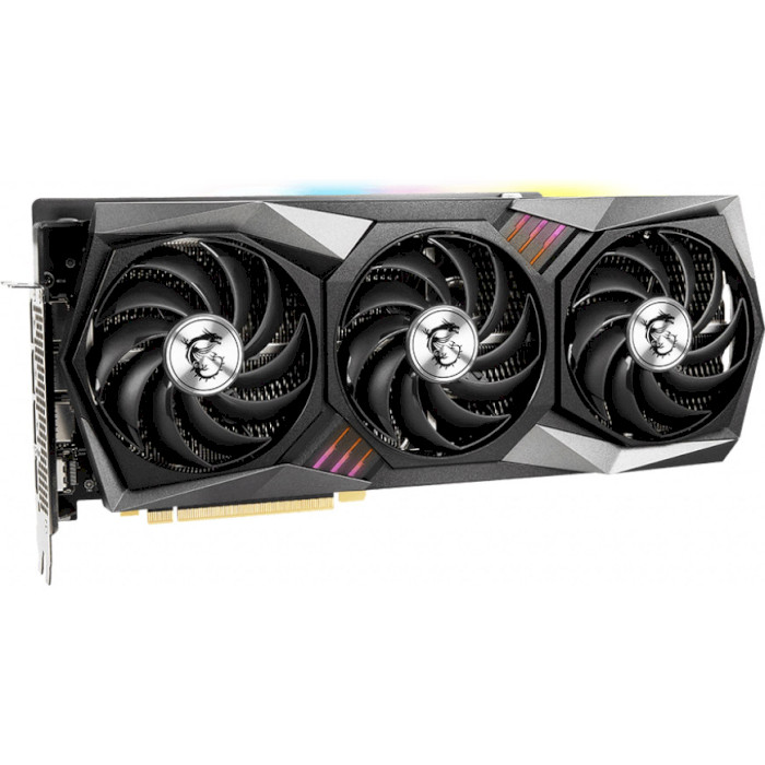 Видеокарта MSI GeForce RTX 3080 Gaming Z Trio 10G