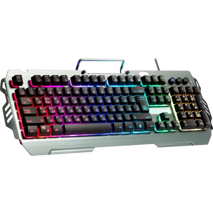 Клавіатура DEFENDER Renegade GK-640DL (45640)