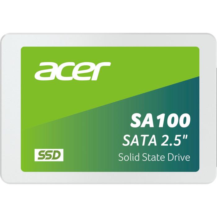 "SSD ACER SA100 120GB 2.5"" SATA (BL.9BWWA.101)"