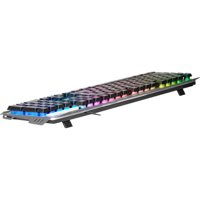Клавіатура DEFENDER IronSpot GK-320L (45320)