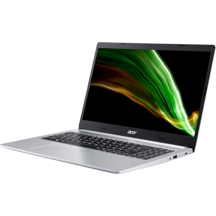 Ноутбук ACER Aspire 5 A515-45G-R3SB Pure Silver (NX.A8AEU.006)