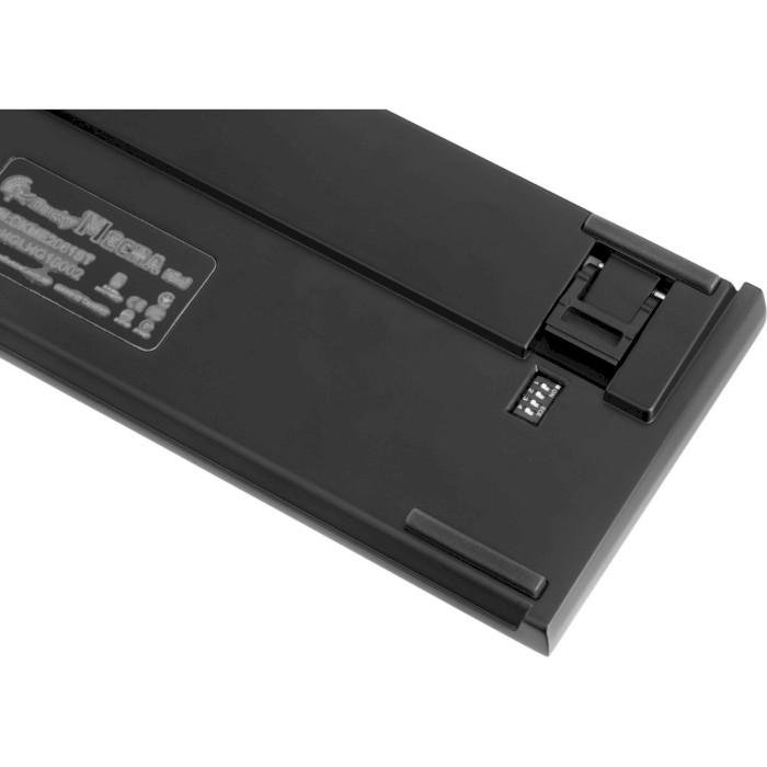 Клавіатура DUCKY Mecha Mini Cherry MX Black