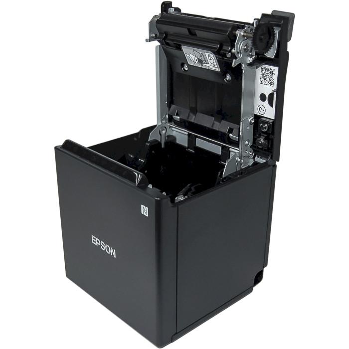 Принтер чеків EPSON TM-T30II Black USB/LAN (C31CJ27122)