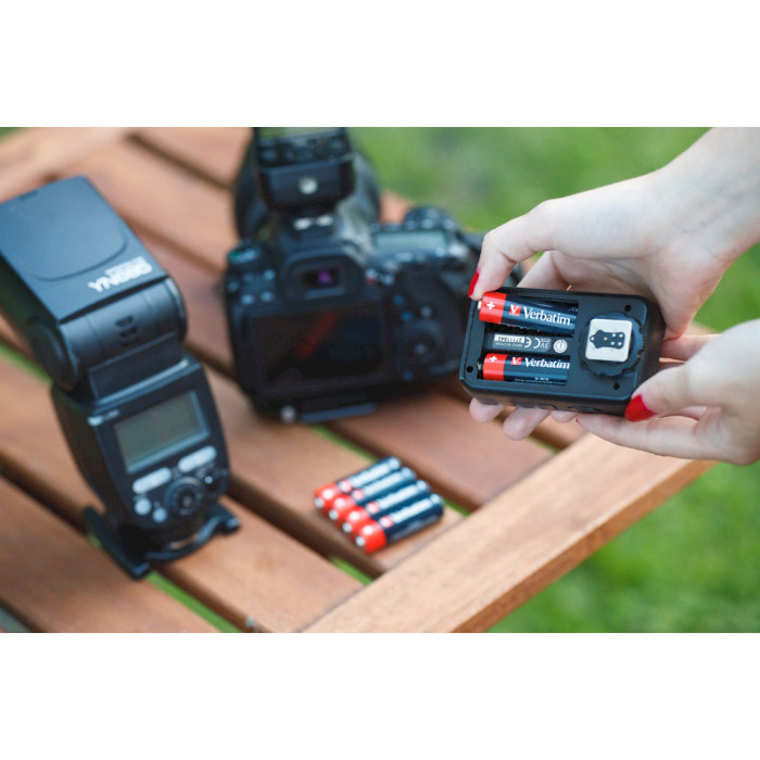Батарейка VERBATIM AA-LR6 Mignon Premium Alkaline AA 8шт/уп (49503)