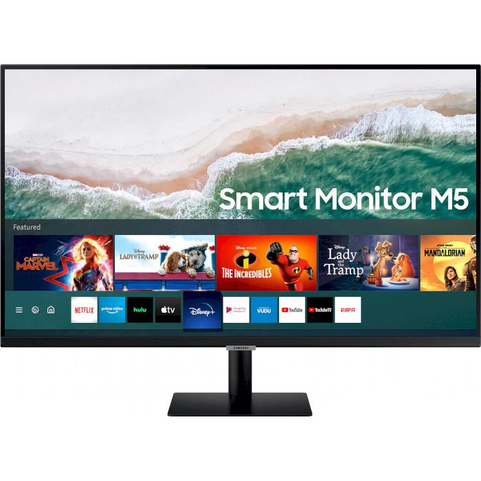 Монітор SAMSUNG Smart Monitor S32AM500NI (LS32AM500NIXCI)