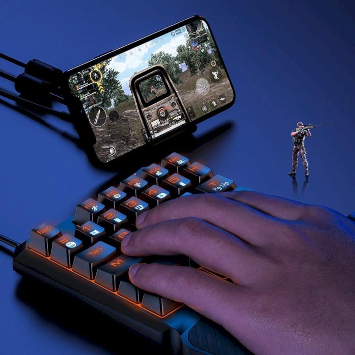 Кейпад BASEUS Gamo One-Handed Gaming Keyboard