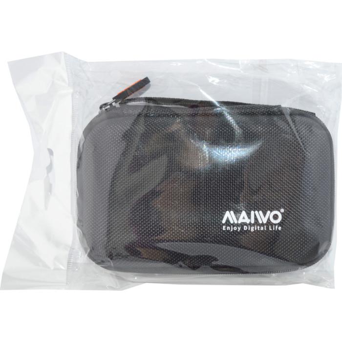 Чехол для портативных HDD MAIWO KT02-S Black