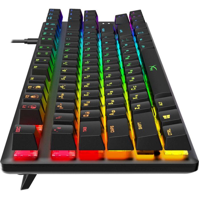 Клавіатура HYPERX Alloy Origins Core Switch Blue (HX-KB7BLX-RU)