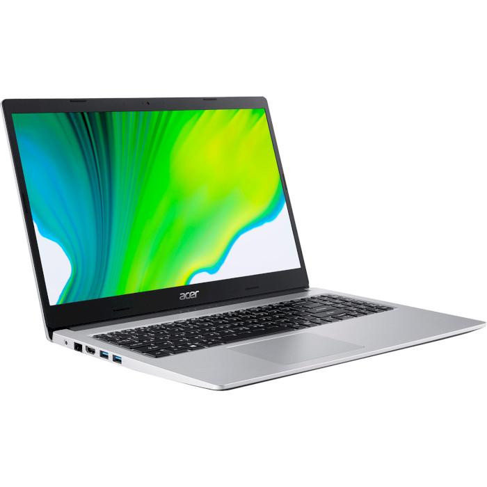 Ноутбук ACER Aspire 3 A315-23-A16Y Pure Silver (NX.HVUEU.004)