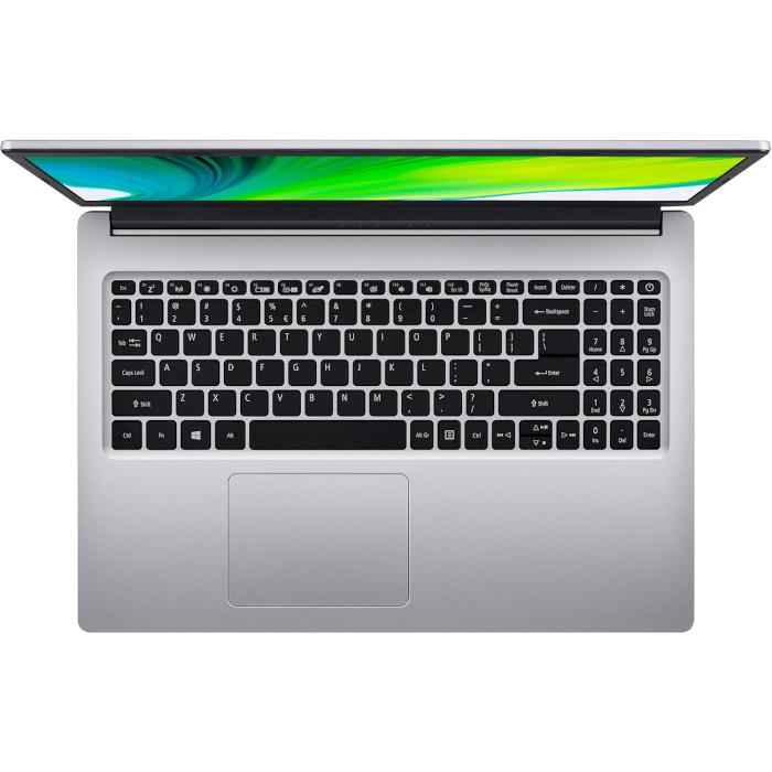 Ноутбук ACER Aspire 3 A315-23-A5K0 Pure Silver (NX.HVUEU.007)