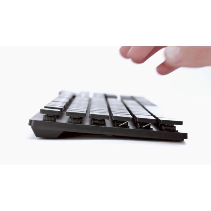 Клавіатура бездротова CANYON CNS-HKBW2-RU