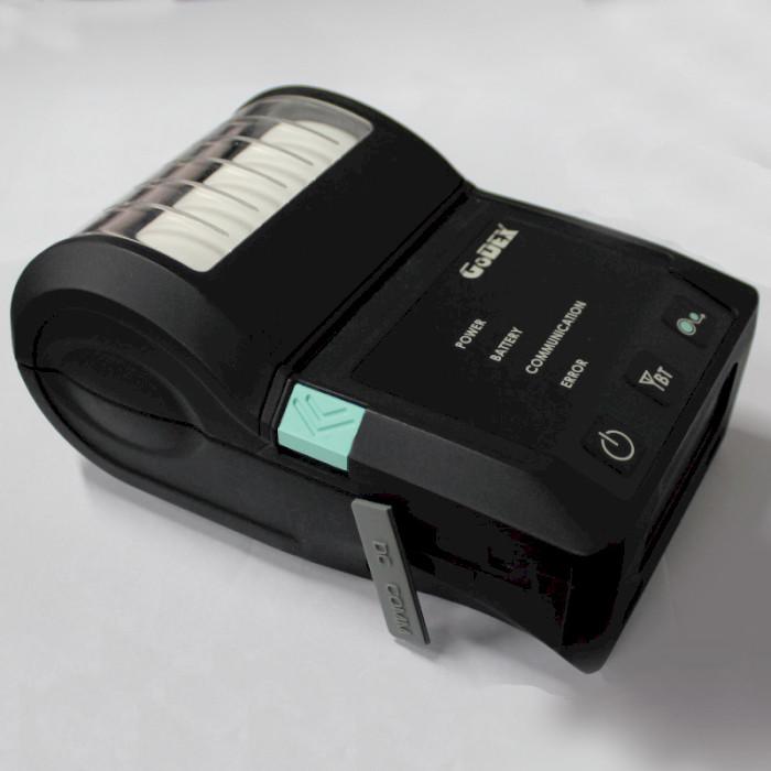 Портативний принтер етикеток GODEX MX30 USB/BT