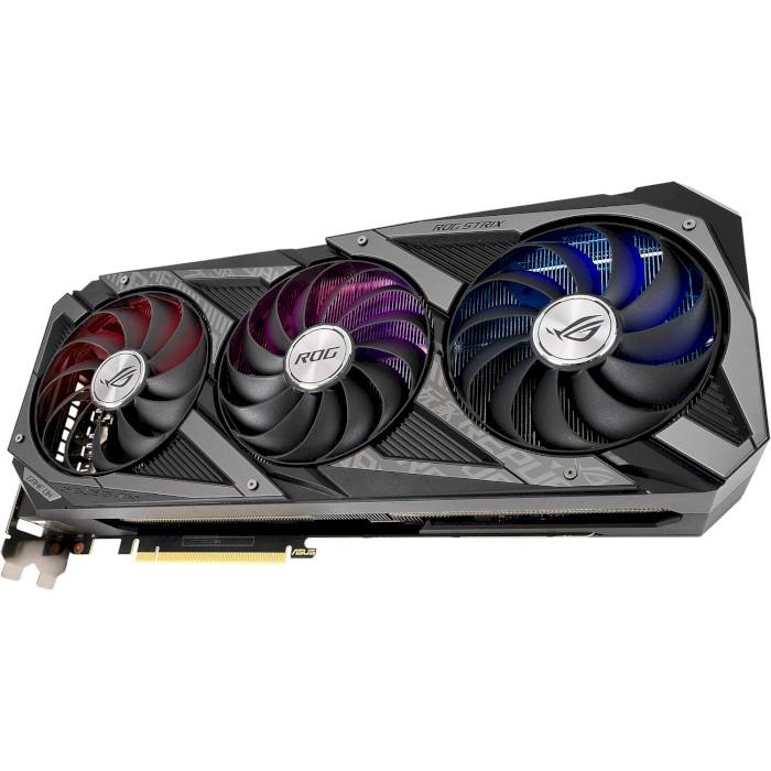 Видеокарта ASUS ROG Strix GeForce RTX 3070 Ti OC Edition (ROG-STRIX-RTX3070TI-O8G-GAMING)
