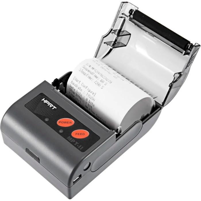 Портативний принтер етикеток HPRT MPT2