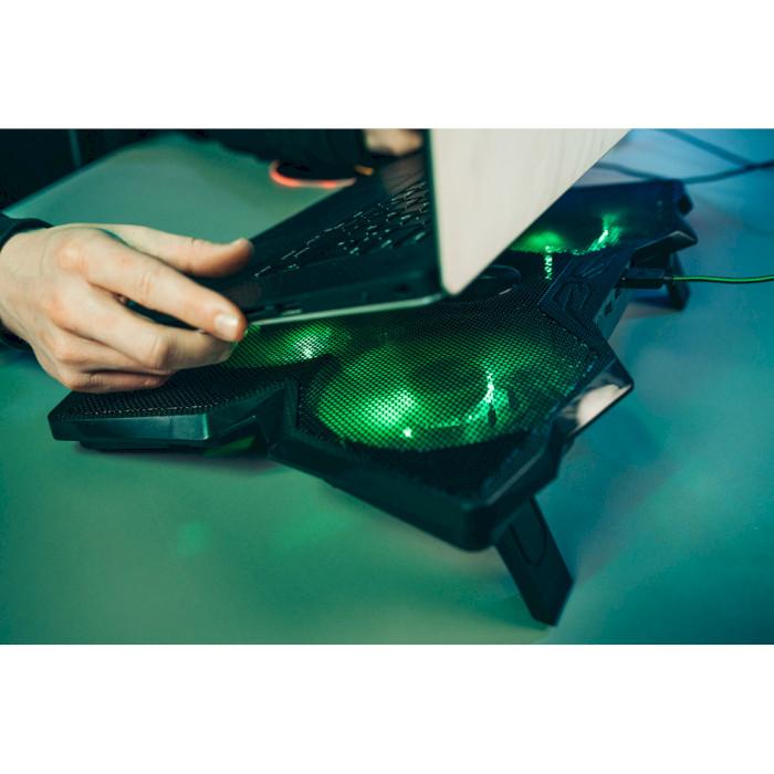 Подставка для ноутбука SUREFIRE Bora Green (48818)