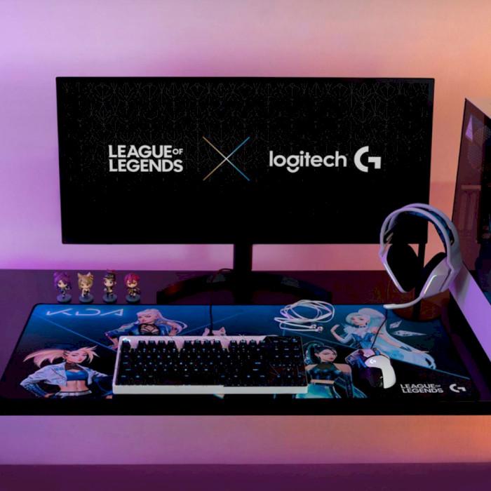 Клавіатура LOGITECH G Pro Gaming KDA (920-010077)