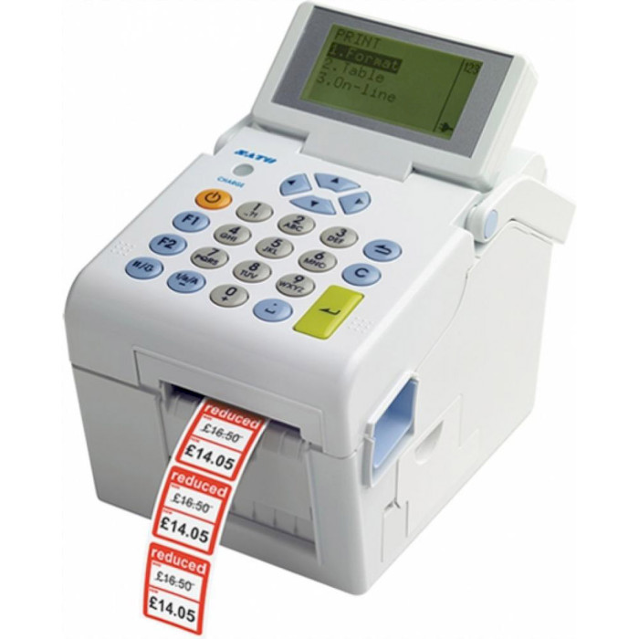 Портативний принтер етикеток SATO TH208