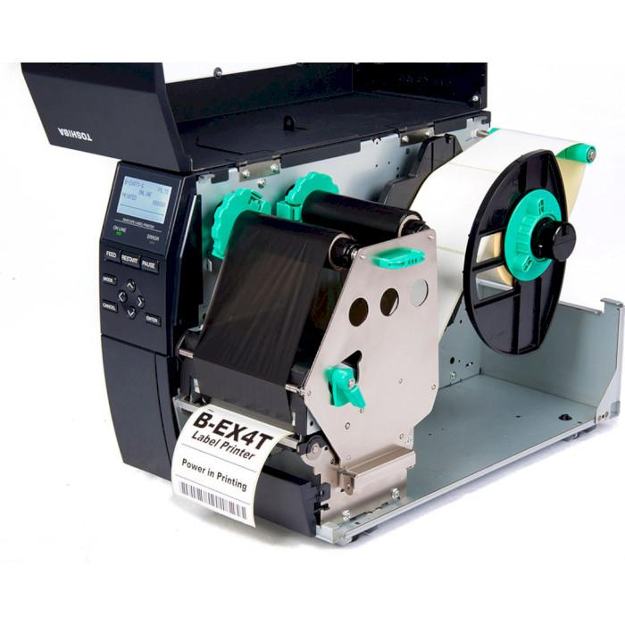 Принтер етикеток TOSHIBA B-EX4T1-GS12 USB/COM/LPT/LAN