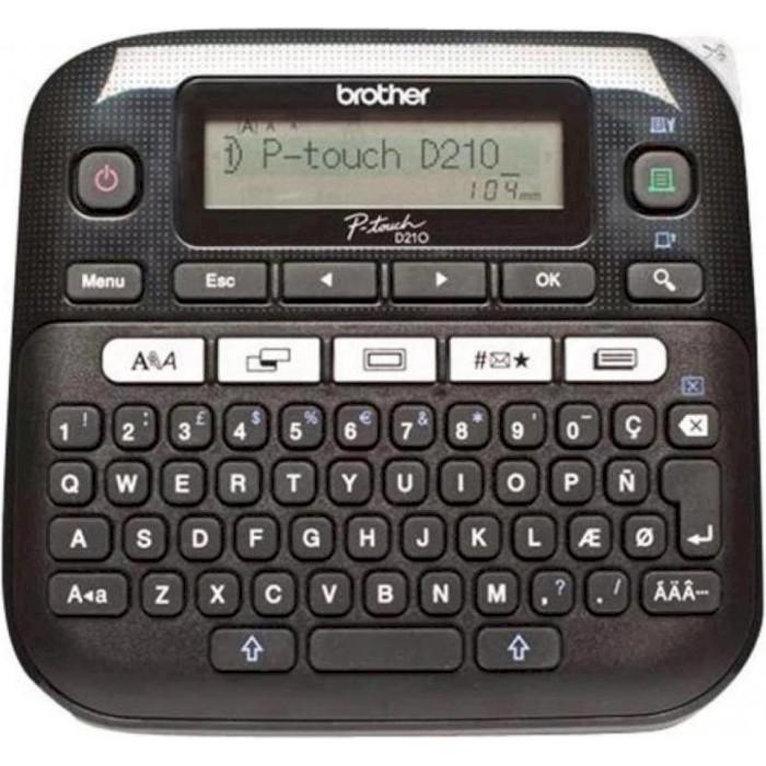 Принтер наліпок BROTHER P-Touch PT-D210VP