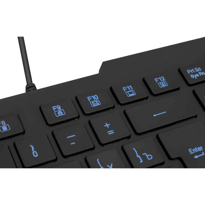 Клавіатура DEFENDER Oscar SM-660L Pro (45662)