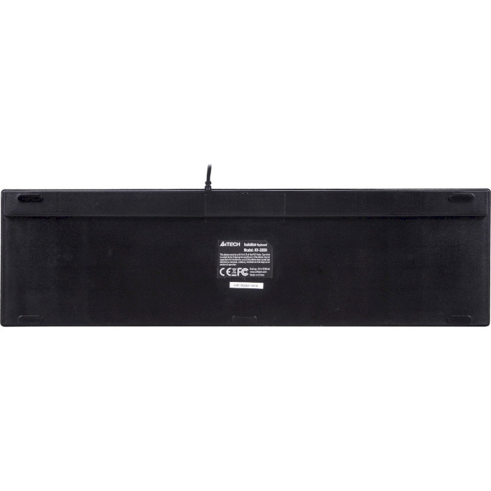 Клавіатура A4TECH KV-300H Silver/Black