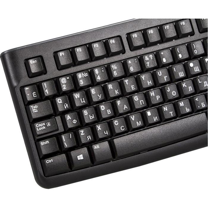 Клавіатура LOGITECH K120 (920-002506)