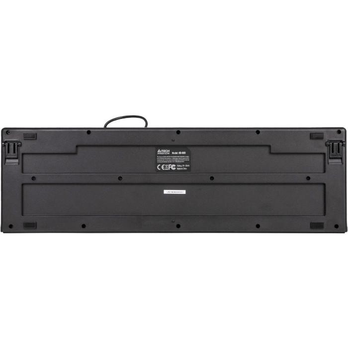 Клавіатура A4TECH KD-600 X-Slim Black