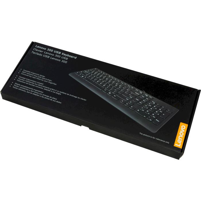 Клавіатура LENOVO 300 (GX30M39684)