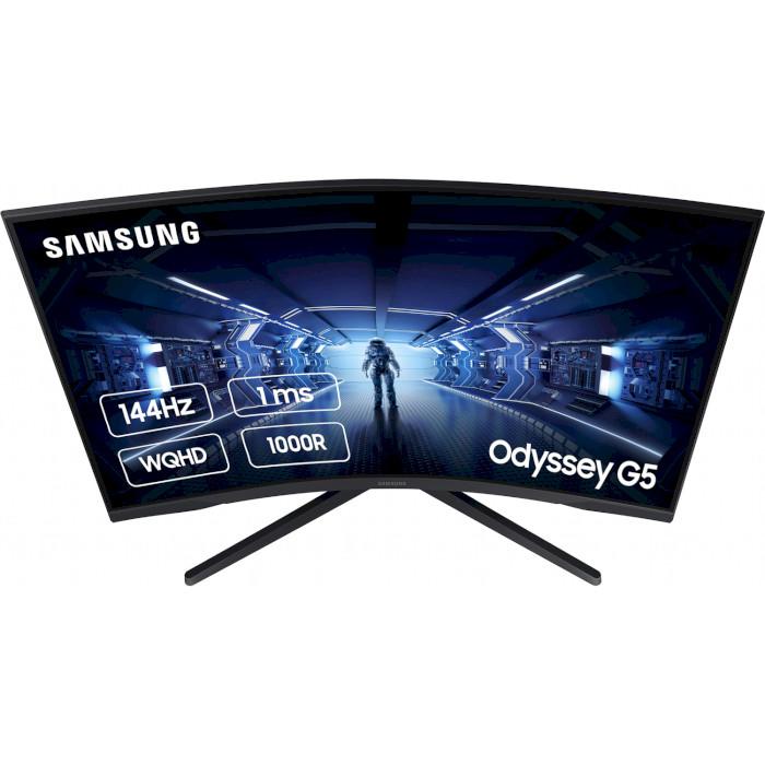 Монітор SAMSUNG Odyssey G5 C32G54TQWI (LC32G54TQWIXCI)