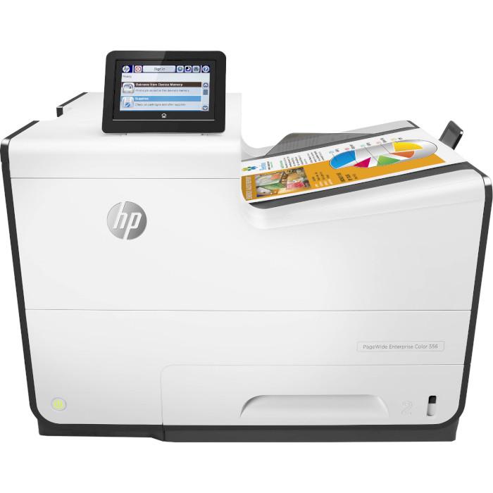 Принтер HP PageWide Enterprise Color 556dn (G1W46A)