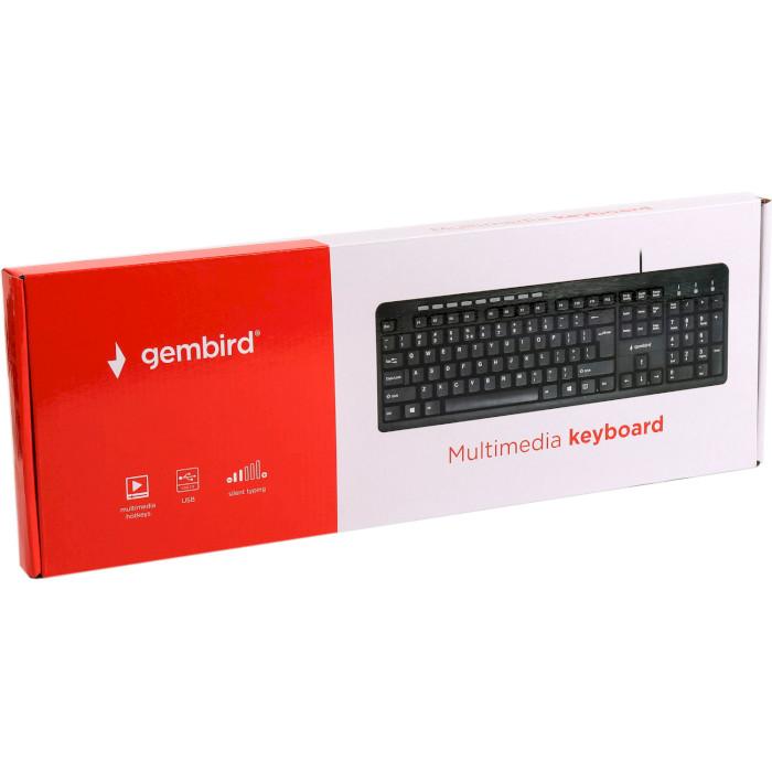 Клавіатура GEMBIRD KB-UM-106-UA