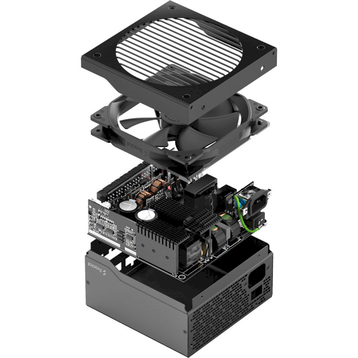 Блок живлення 560W FRACTAL DESIGN Ion+ 2 Platinum (FD-P-IA2P-560-EU)