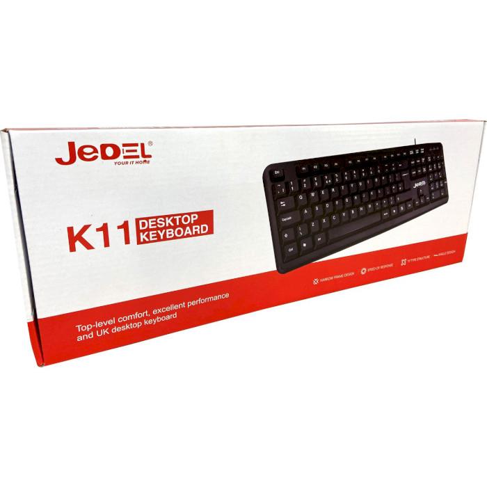 Клавіатура JEDEL K11