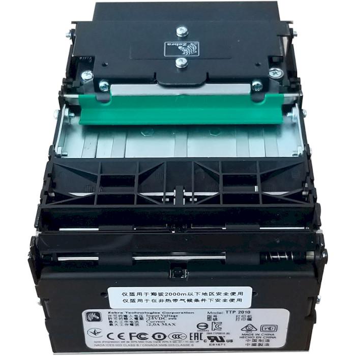 Принтер чеків ZEBRA TTP 2010 USB (01971-000)