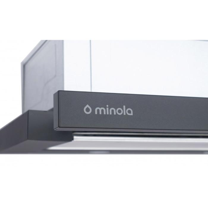 Витяжка MINOLA MTL 6202 BL 700 LED