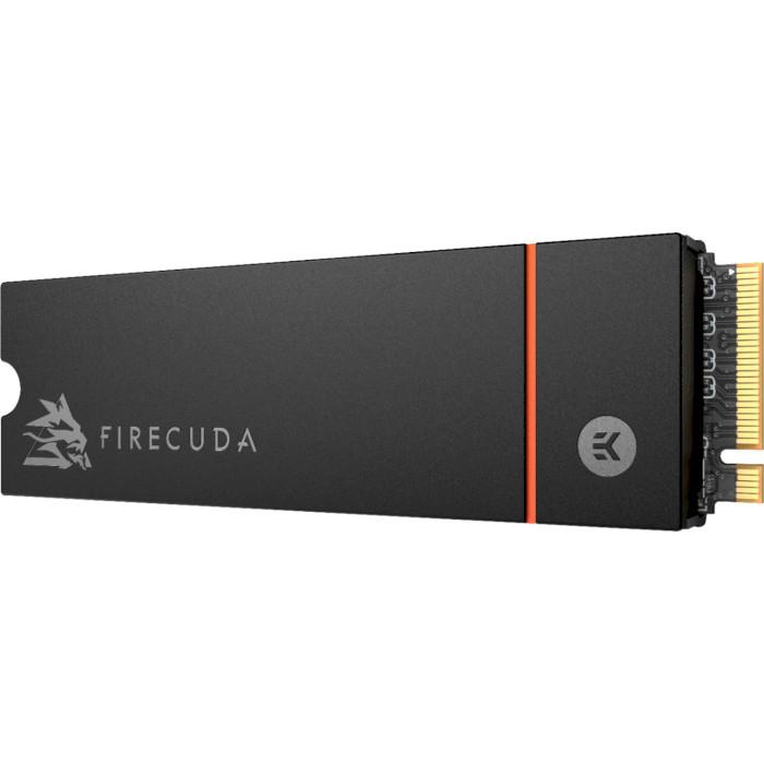 SSD SEAGATE FireCuda 530 500GB M.2 NVMe (ZP500GM30023)