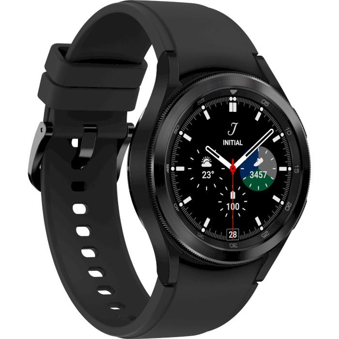 Смарт-годинник SAMSUNG Galaxy Watch 4 42mm Black (SM-R880NZKASEK)