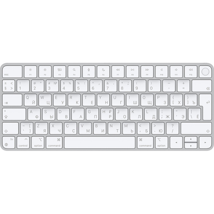 Клавіатура бездротова APPLE Magic Keyboard with Touch ID (MK293RS/A)